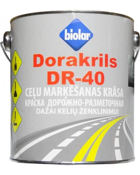 DORAKRILS DR-40